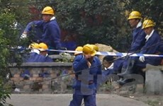 Nổ hầm mỏ ở Trung Quốc chôn vùi gần 140 người