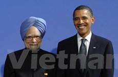 Thủ tướng Ấn Độ bắt đầu chuyến thăm nước Mỹ