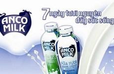 105 tấn sữa quá hạn của Anco đã được tiêu hủy