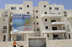Việt Nam kêu gọi Israel ngừng mở rộng khu định cư