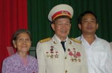 Phim tài liệu đầu tiên về đại tá tình báo Tư Cang