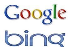 """Bing và Google """"hút"""" bớt khách hàng của Yahoo"""