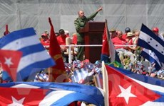 Cuba kỷ niệm 51 năm cách mạng thành công