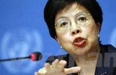 WHO kêu gọi đẩy nhanh thực hiện MDG về y tế