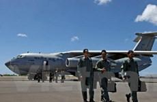 Các căn cứ không quân Ấn Độ đề phòng khủng bố
