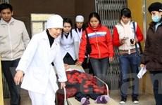 Sức khỏe học sinh Quán Toan tiếp tục bị đe dọa