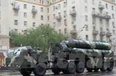 Không quân Nga thêm trung đoàn tên lửa S-400