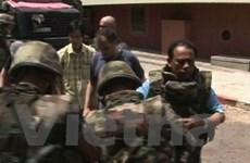Cote d'Ivoire: Tư dinh Đại sứ Pháp trúng đạn cối