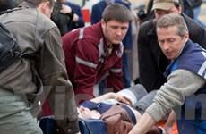 Nổ tại thủ đô của Belarus làm 10 người bị thương