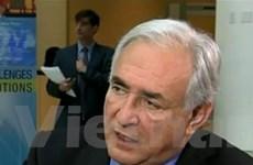 Dominique Strauss-Kahn tạm thời được trả tự do