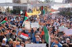 Hơn 1,2 triệu người xuống đường biểu tình ở Syria