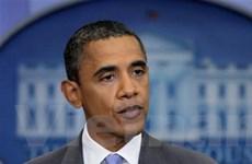 Obama công bố đạt thỏa thuận về khủng hoảng nợ
