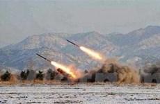 """""""Triều Tiên mở rộng khu sản xuất tên lửa đạn đạo"""""""
