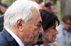 Bãi bỏ vụ kiện DSK