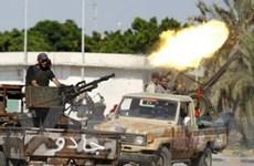 Phiến quân Libya đã chiếm dinh thự của Gaddafi
