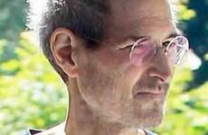 Bức ảnh Steve Jobs ốm yếu xuất hiện trên Internet