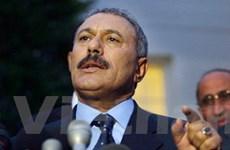 Tổng thống Yemen đồng ý giải quyết khủng hoảng