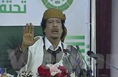 Người phát ngôn: Ông Gaddafi nghèo và trung thực