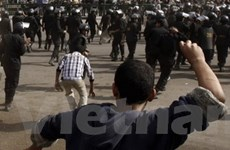 Họp khẩn cấp sau khi bạo lực leo thang ở Ai Cập