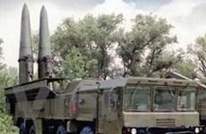 Dọa triển khai tên lửa