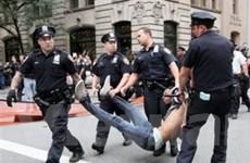"""Mỹ bắt giữ 300 người biểu tình """"Chiếm Phố Wall"""""""