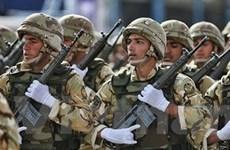 Iran tổ chức tập trận gần biên giới với Afghanistan