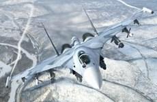 Nga tính bán cho Trung Quốc các máy bay Su-35