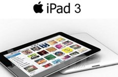 Trình làng iPad 3 vào ngày 7/3 tại San Francisco