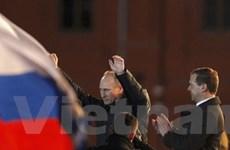 """EU thừa nhận """"chiến thắng rõ ràng"""" của ông Putin"""