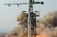 Nhật Bản cân nhắc đánh chặn tên lửa của Triều Tiên