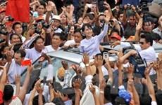 Myanmar công bố kết quả chính thức cuộc bầu cử