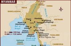 Canada dỡ bỏ phần lớn trừng phạt chống Myanmar
