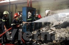 Liên tiếp cháy lớn ở TP.HCM gây ra nhiều thiệt hại