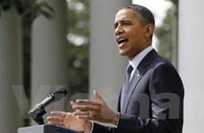 """Mỹ đặt """"ranh giới đỏ"""" đối với vũ khí hóa học Syria"""