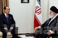 """Giáo chủ Khamenei: """"Iran, Triều Tiên chung kẻ thù"""""""
