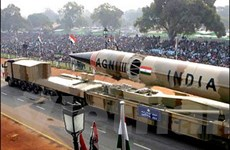 Ấn Độ sắp phóng thử 2 tên lửa Agni-III và Agni-IV