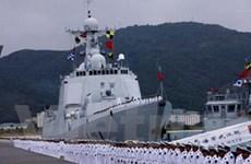 """""""Diễn tập hải quân của Trung Quốc là lời cảnh báo"""""""