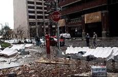 Eqecat: Siêu bão Sandy gây thiệt hại đến 50 tỷ USD