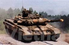 Nga sẽ giúp Indonesia chế tạo các xe tăng hạng nhẹ