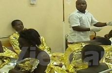 97 người chết, mất tích vì đắm tàu ở Guinea Bissau
