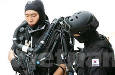 Hàn Quốc-Mỹ tập trận hải quân đề phòng Triều Tiên