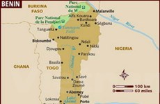 Benin đập tan âm mưu đảo chính và bắt kẻ chủ mưu