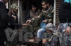 Quân nổi dậy tại Syria chiếm được thành phố Raqa