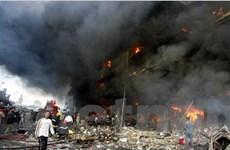 Tấn công nhà thờ ở Iraq: Hơn 50 người thương vong