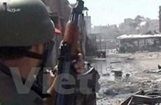 Syria: Giao tranh lần đầu tại khu vực người Alawite