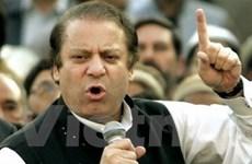 Pakistan: Cựu Thủ tướng Sharif tuyên bố chiến thắng