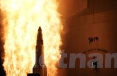 Mỹ thử tên lửa đánh chặn Aegis ở Thái Bình Dương