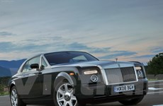 Rolls-Royce sẽ bắt đầu bán xe ở Việt Nam vào 2014