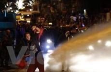 Thổ Nhĩ Kỳ: Bắn đạn hơi cay giải tán người biểu tình