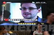 Mỹ cam đoan không tìm cách kết án tử hình Snowden